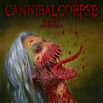 Violence Unimagined : nouvel album de Cannibal Corpse pour avril 2021