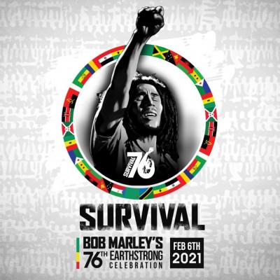 Des hommages en pagaille pour le Survival de Bob Marley