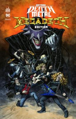 Batman Death Metal – Tome 1 Megadeth