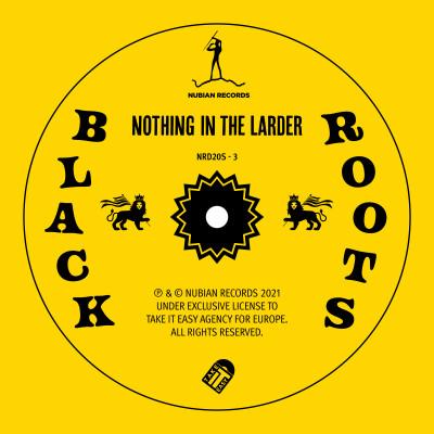 Black Roots – Nothing in The Larder..Nouveau single et clip vidéo