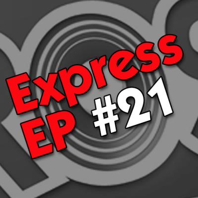 Express EP #21 : Liquid Bear, LohArano, Taman Shud, Recreation!, Howling Giant, David Bleu