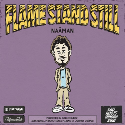 Naâman – Flame Stand Still