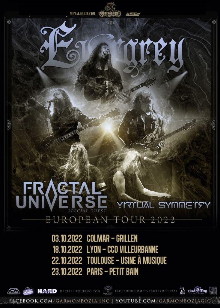 Evergrey Tour 2022