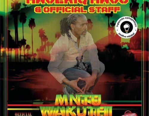 Artwork Mntu waKuthi - Maveriq Mavo & Official Staff