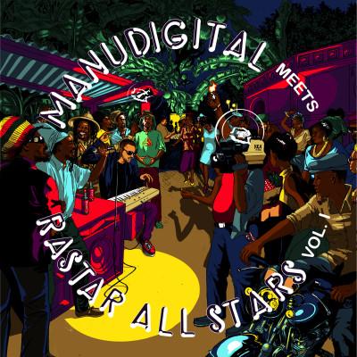Manudigital ft. Anthony B – Wings to Fly