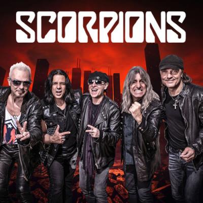 Scorpions annonce un nouvel album et une tournée pour 2022