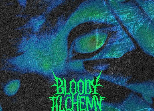 Bloody Alchemy - Terreur Nocturne Artwork