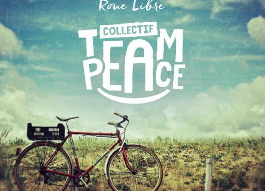 Collectif Team Peace - Roue Libre