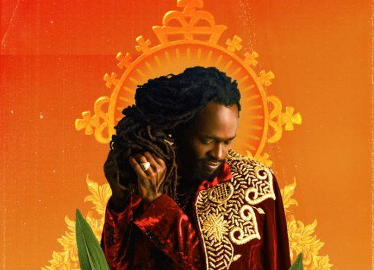 Jesse Royal - album Royal cover