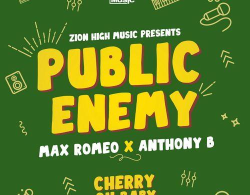 Max Roméo X Anthony B - Public Enemy