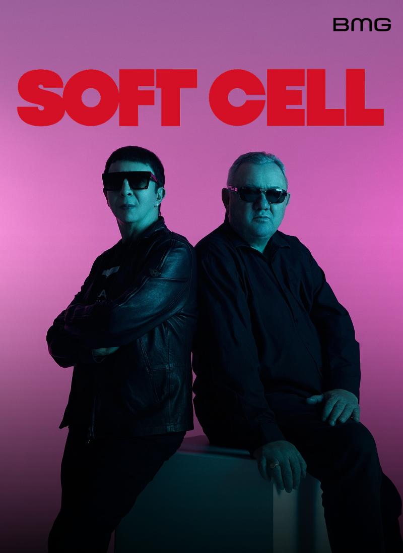 Le retour de Soft Cell !