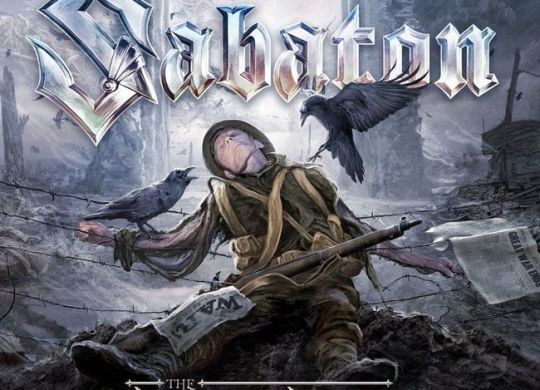 The War To End All Wars sabaton